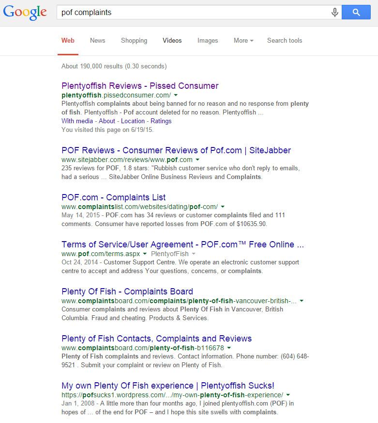 Pof.com Plentyoffish com Dating gratis